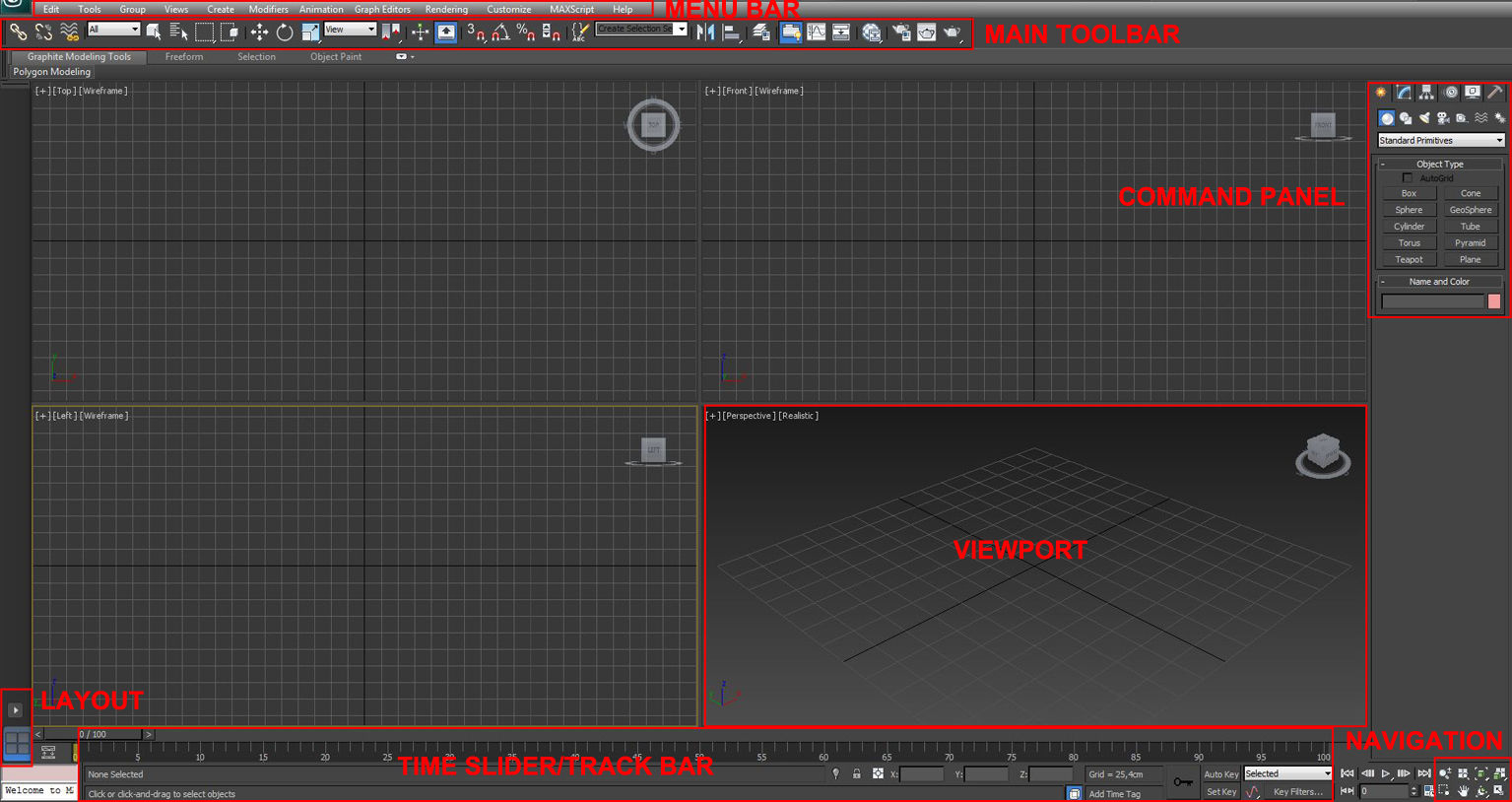 viewport 3ds max