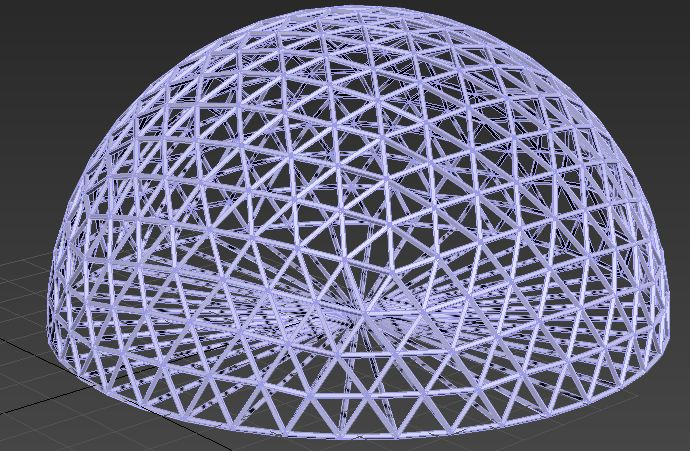 Modificatore LATTICE 3ds Max