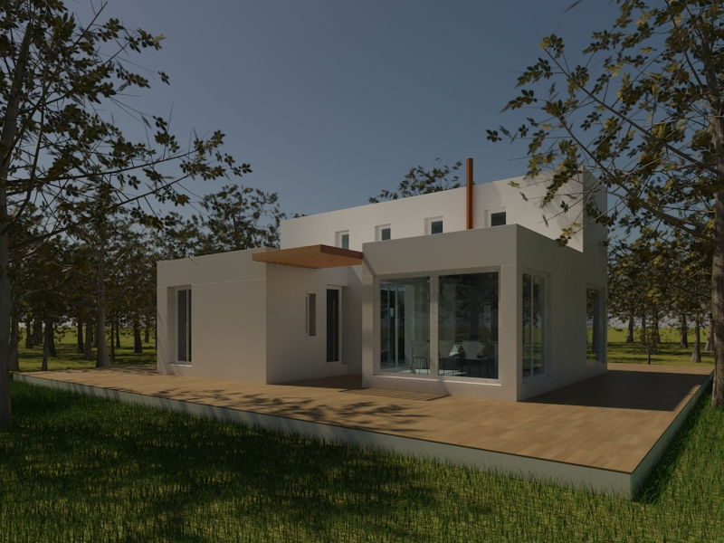 render con mr proxy 3ds Max