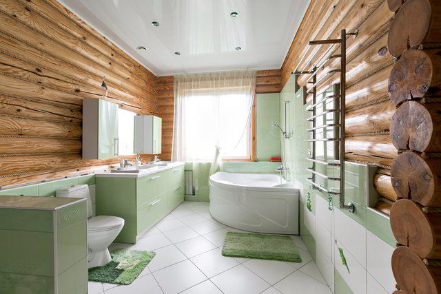 Bagno Country Chic