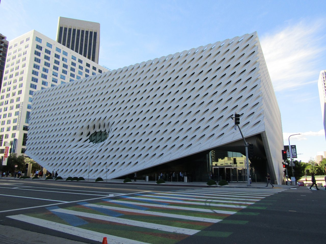 Broad Museum- Los Angeles - Gensler
