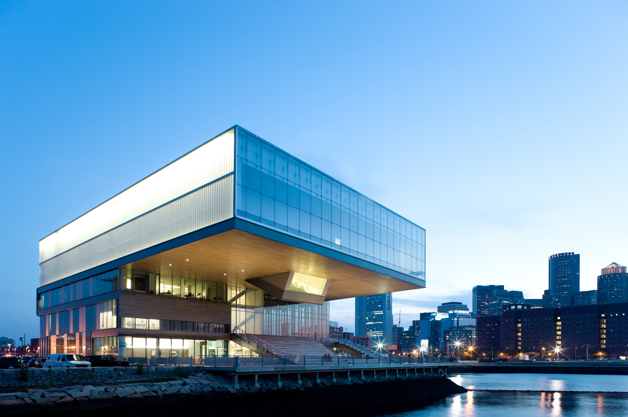 diller scofidio+renfro institute of contemporary art