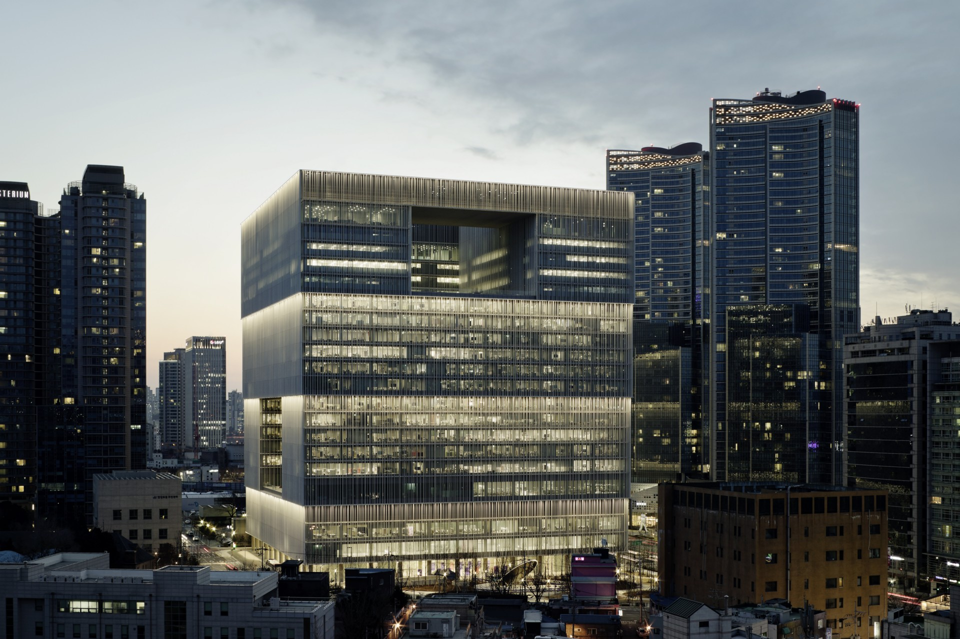 chipperfield amorepacific headquartr seoul