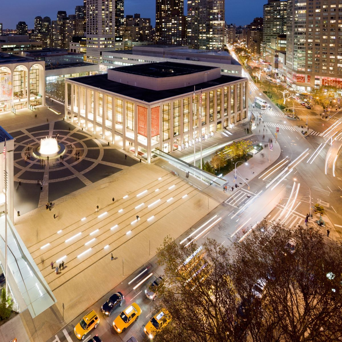 dilelr scofidio+renfro lincoln center a new york