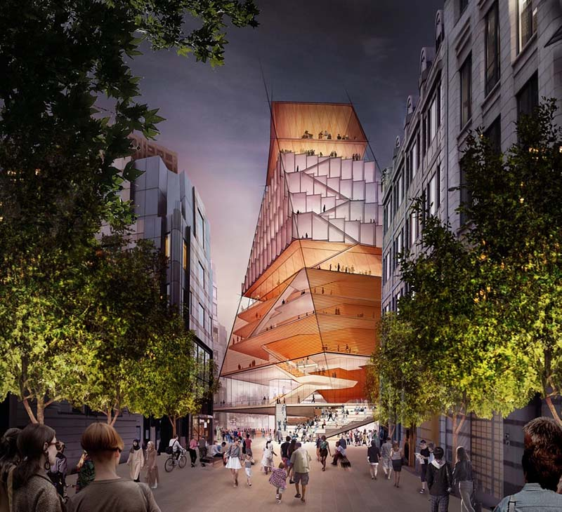 diller scofidio+renfro london center of music