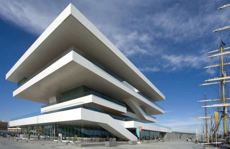 chipperfield americas cup building