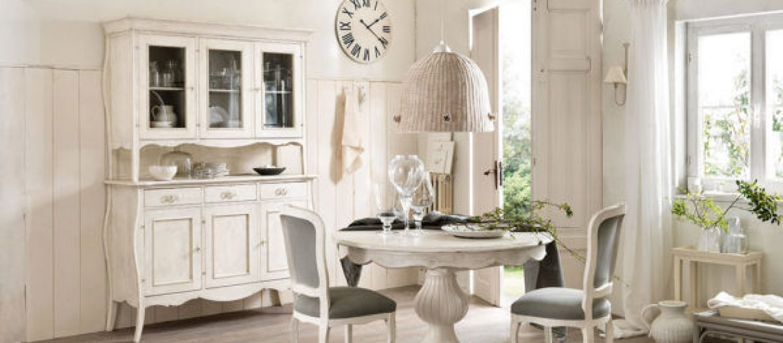 tende shabby chic